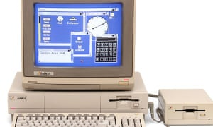 Commodore Amiga at 30 – the computer that made the UK games industry