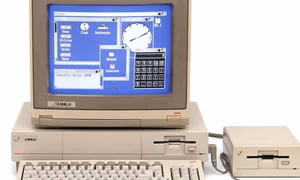 Commodore Amiga 100