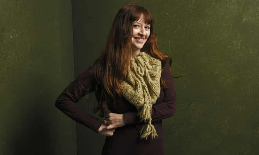 Marielle Heller, writer and director of 'The Diary of a Teenage Girl'.