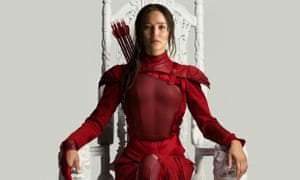 No more hunger ... Mockingjay: Part 2 will be the final film in the franchise.