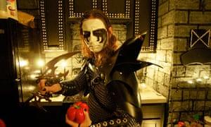 Brian Manowitz u inVegan Black Metal Chef.