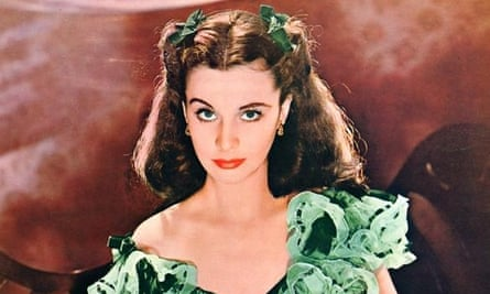 Vivien Leigh as Scarlet O'Hara in the film of Gone With the Wind. Photograph: Bettmann/Corbis