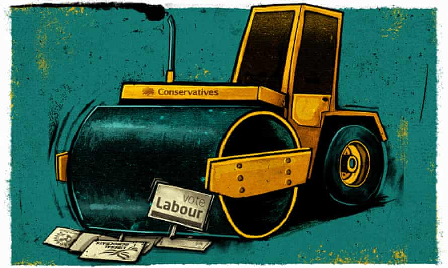 Ben Jennings on the Labour party