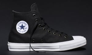 Converse reinvents Chuck Taylor sneaker - its sole update in