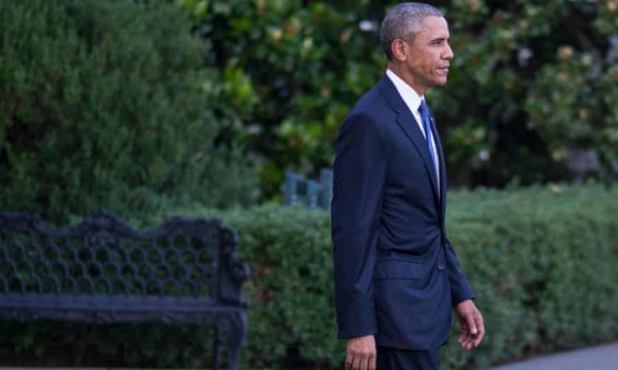 Barack Obama spoke of his regret that gun safety has not been tightened.