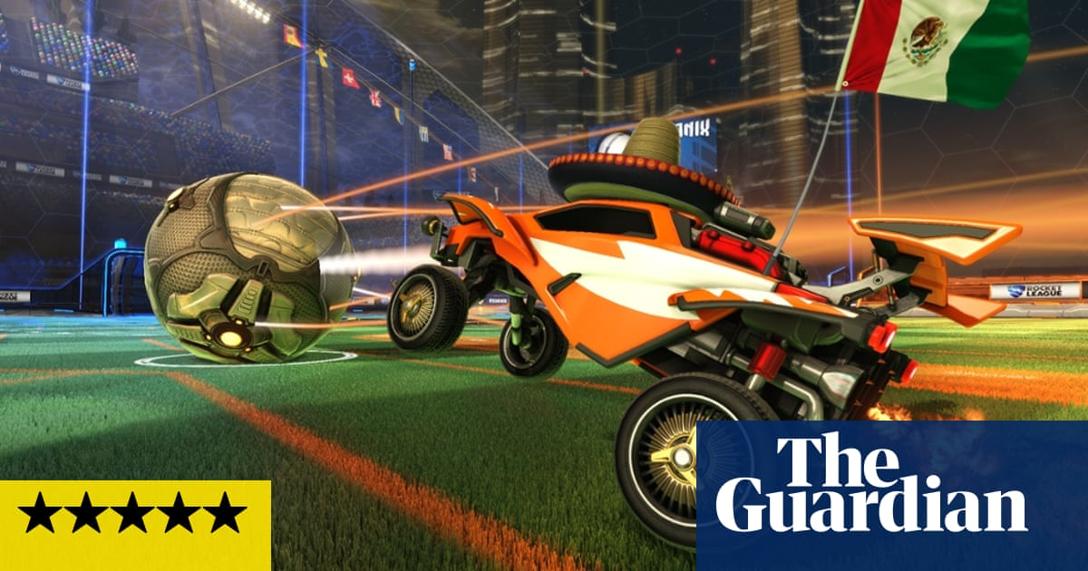 Rocket League Review A Turbo Charged Joy To Play Games The