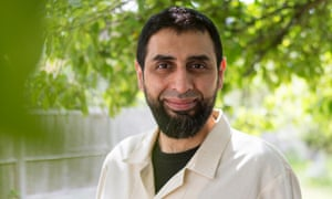 Abdul Wahid, the head of Hizb ut-Tahrir in Britain.