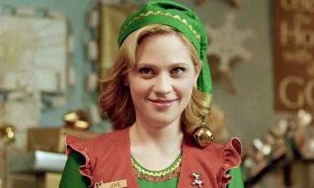 Zooey Deschanel in Elf (2003)