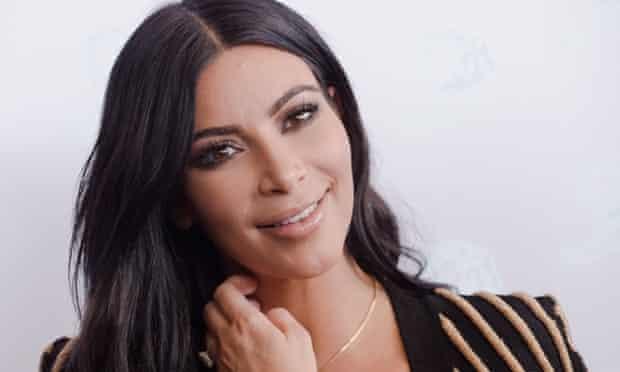 Kim Kardashian: forced to delete an Instargam post promoting a morning sickness drug.
