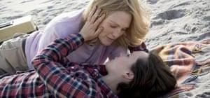 Julianne Moore and Ellen Page in Peter Sollett's Freeheld.