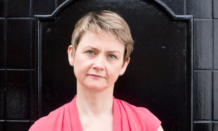 Yvette Cooper: 'We need to set out a positive agenda for 2020.'