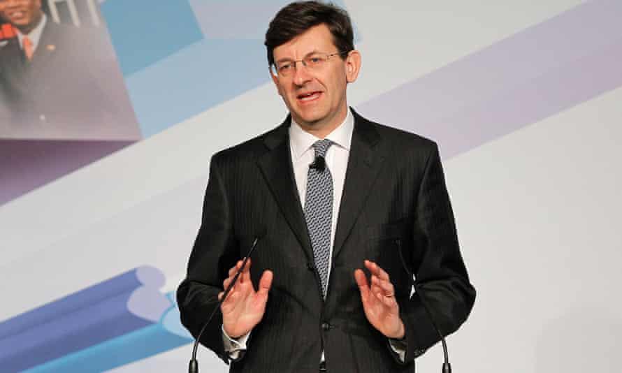 Vittorio Colao, CEO of Vodafone