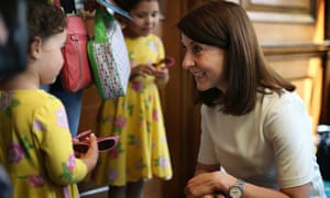 Labour Leadership Candidate Liz Kendall