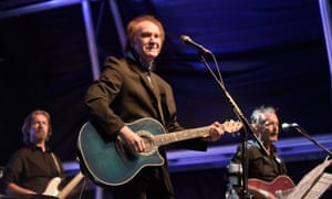 Ray Davies at the Greenwich Music Time festival in London
