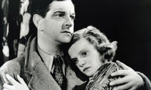 Nova Pilbeam with Leslie Banks in The Man Who Knew Too Much, 1934.