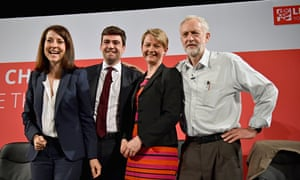 UK Labour Party Leader ship Hustings