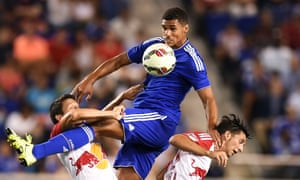 Ruben Loftus-Cheek may be called upon to play a greater role in Chelsea's midfield if Cesc Fàbregas or Nemanja Matic tire during the season.