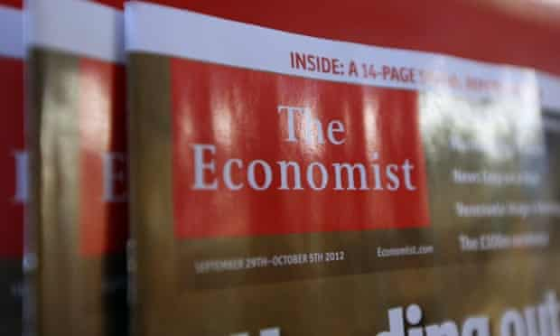 The Economist: Pearson has sold its stake following its sell-off of the Financial Times