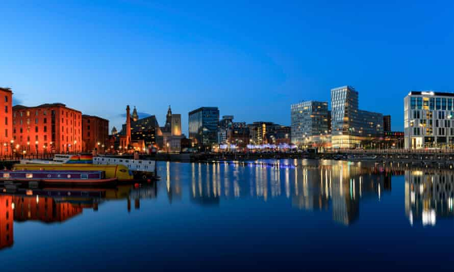 Liverpool's burgeoning startup scene gives the historic maritime city the opportunity to shine.