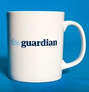 The Guardian mug prize