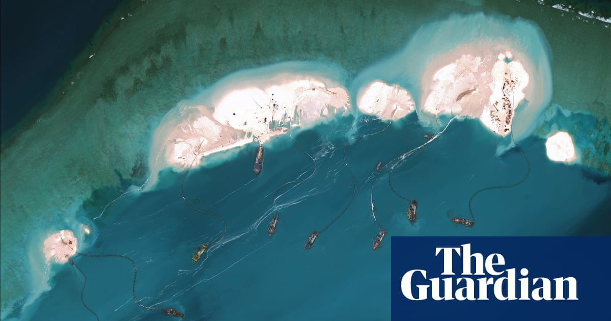 Whats Behind Beijings Drive To Control The South China Sea