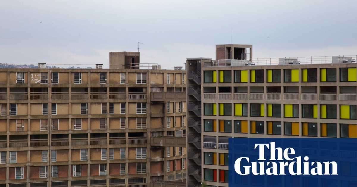 Sheffield's Park Hill: the tangled reality of an
