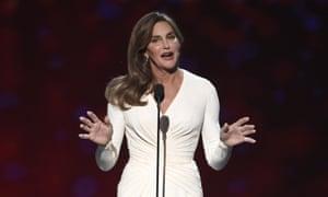 Caitlyn Jenner Arthur Ashe award ESPY