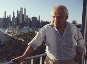 Norman Mailer in 1984.