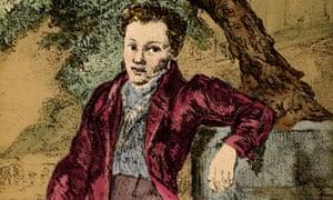 Alexandr Pushkin in Crimea, 1820