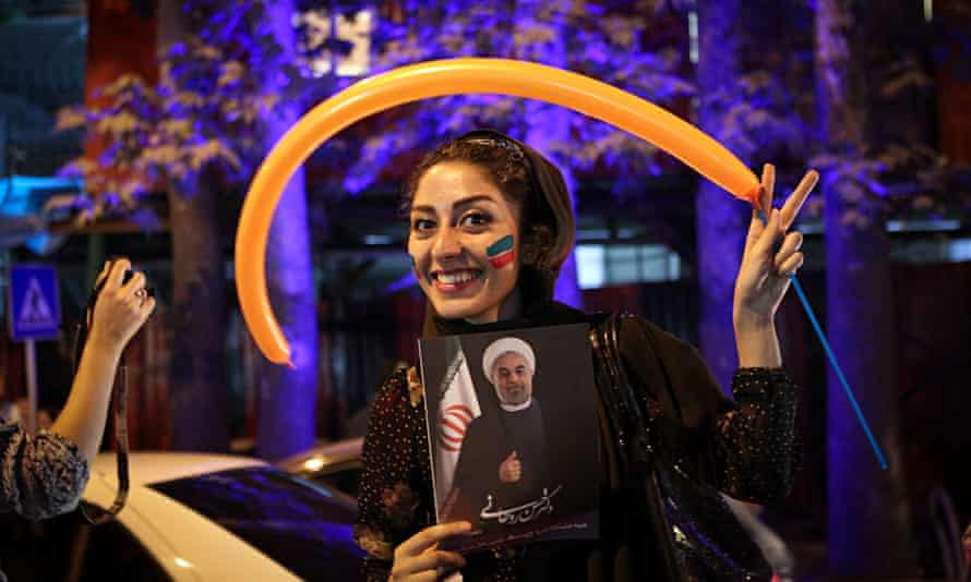 Iranians Celebrate Nuclear Agreement With US