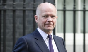 William Hague prepares to take up Rusi thinktank role