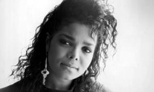 Just charming … Janet Jackson.