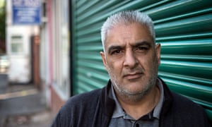 Tariq Jahan … 'I'm not going to let this go'