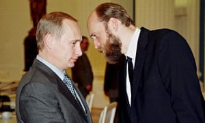 Putin and Pugachev