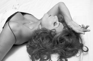 Sofia Loren for the 2007 Pirelli calendar.