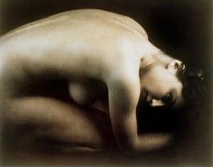 French model Laetitia Casta, by Annie Leibovitz for the 2000 Pirelli calendar.