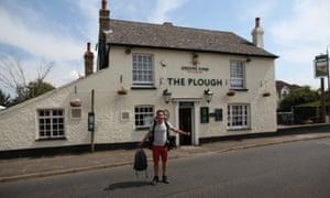 Ben Norris pub