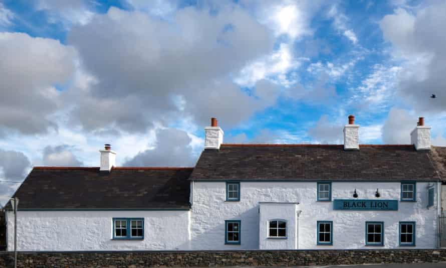 The Black Lion Inn, Anglesey