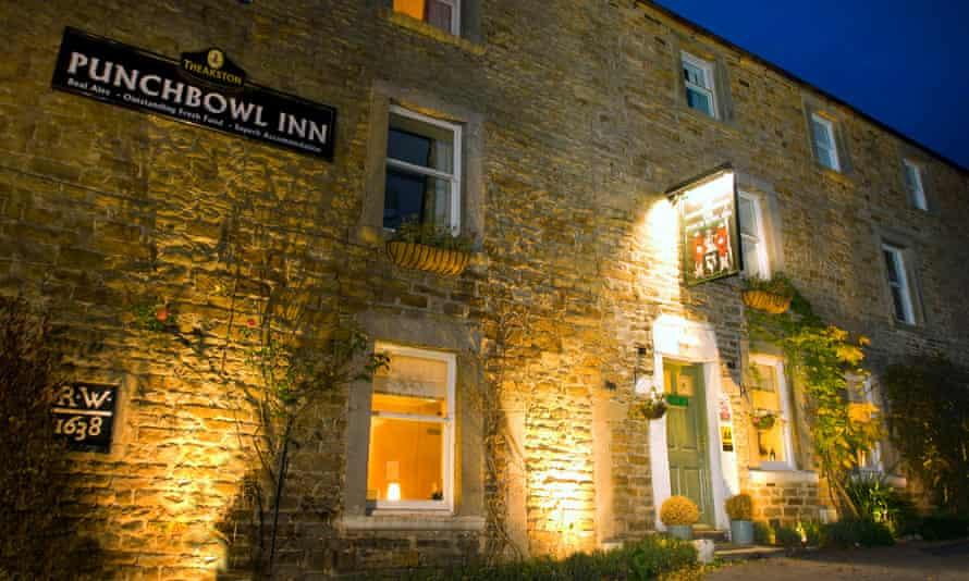 Punch Bowl Inn, Cumbria
