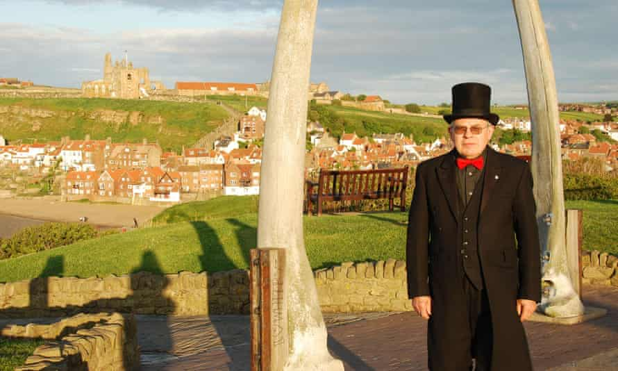 Harry CollettWhitby - Ghost Tour Guide