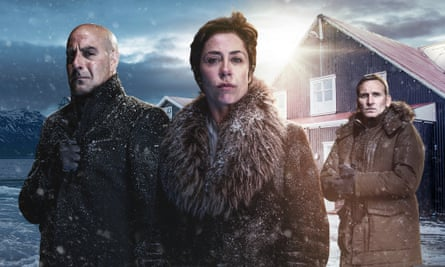 Fortitude: the Sky original drama has been sold to more than 100 countries