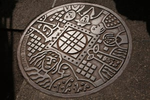 <strong>Seattle, Washington<br></strong>The city has commissioned artists to design over 100 covers around the downtown area