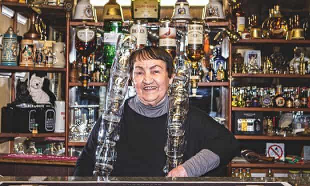 Oldie workers: Evdokia Stafford