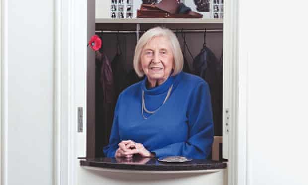Oldie workers: Jean Miller
