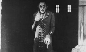 The horror, the horror …Max Schreck as Count Orlok.