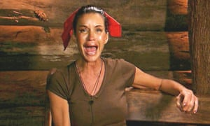 Janice Dickinson on I'm A Celebrity… Get Me Out Of Here