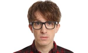 James Veitch: 'I've sent thousands of emails.'