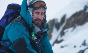 A genuinely exciting picture? Everest, starring Jake Gyllenhaal and directed by Baltasar Kormákur.