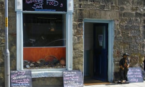 Beaches Restaurant Seafood Shack, Alnmouth