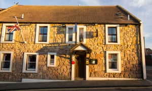 The Olde Ship Inn in Seahouses, Northumberland.